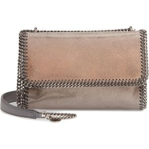 Stella McCartney Ombre Falabella Shaggy Deer